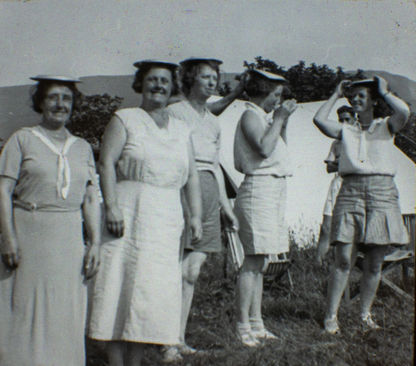 Edale, July 7th 1935