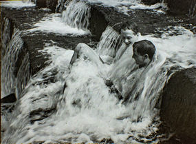 The Weir at Monsal Dale, 1938