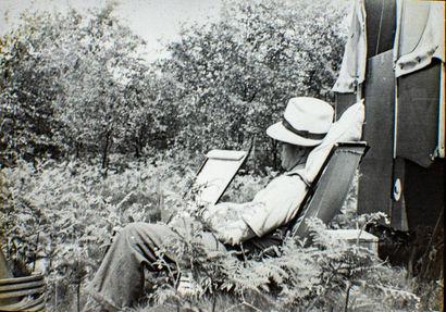Woodlands, Blidworth, 1938.