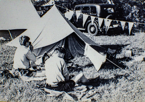 June 4th 1938. Llanddulas.