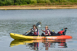 Carsington CCY water fun