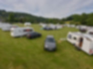 Parwich camping caravanning club