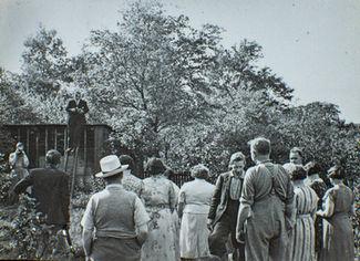 Woodlands, Blidworth, 1938