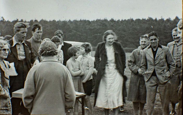 Manton Forest, July 2nd 1938.