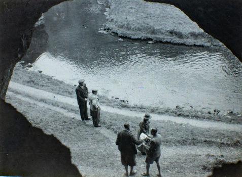 Dove Hole, Dovedale, April 23rd 1938