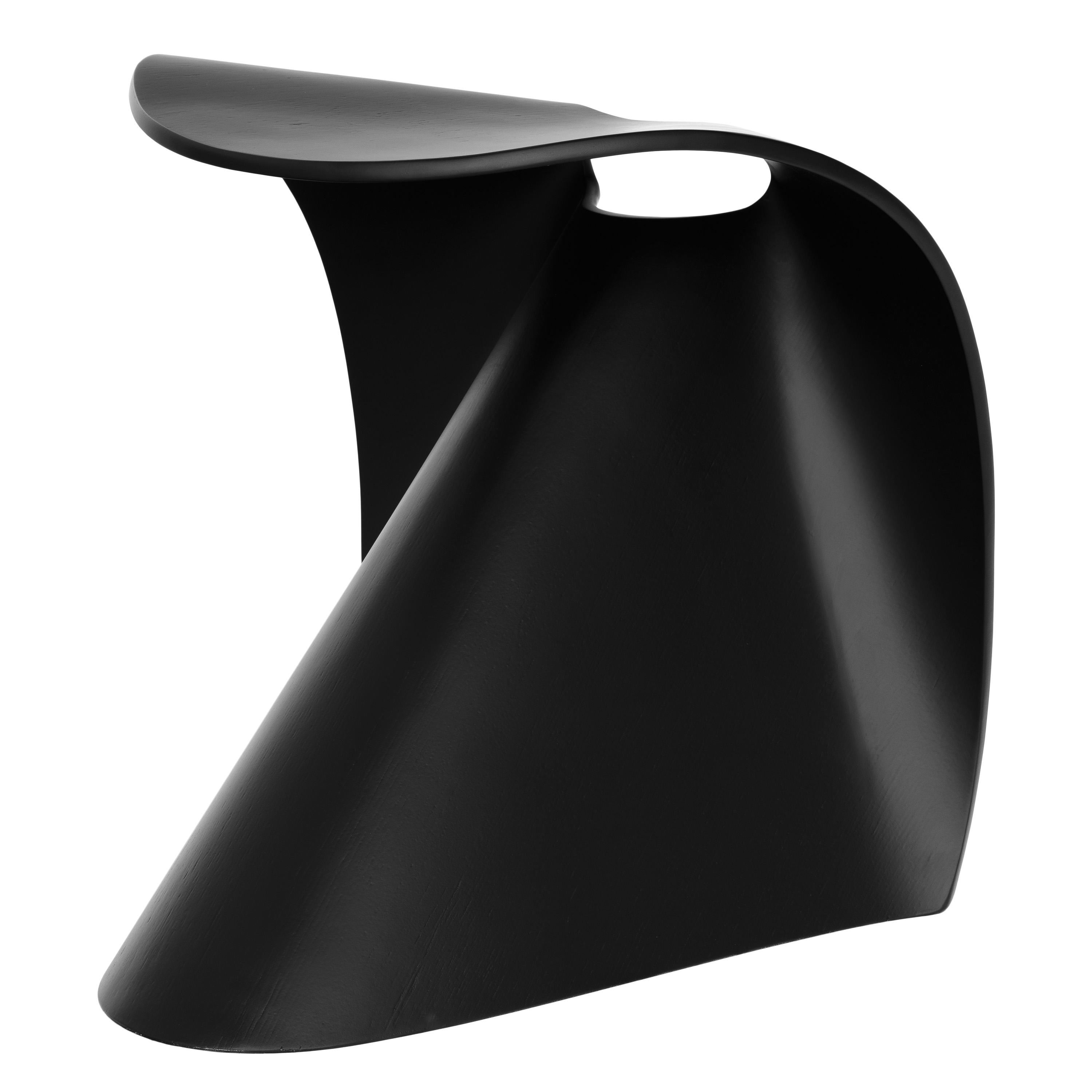 Fortune Stool Black 3