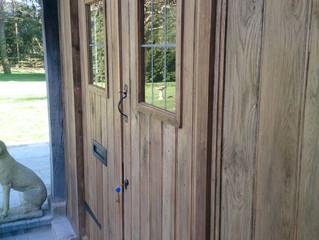 Oak Doors Fitted in Derby