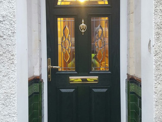 Exterior Composite Door