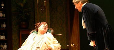 Review: The Hypochondriac (Theatre Royal Bath)