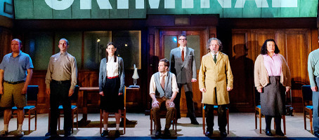 Review: 1984 (Headlong Theatre)