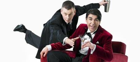 Review: Jeeves and Wooster in Perfect Nonsense (The Goodale Brothers)