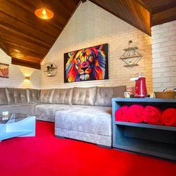 Cine Pipoca - lounge flame Hotels