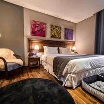 Quarto Luxo - Flame Hotels
