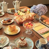 Café da manhã - Flame Hotels