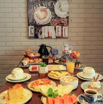 Café da manhã - Flame Montebeluna.