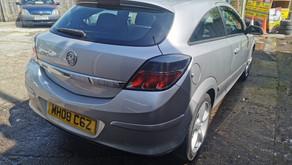 Vauxhall Astra 1.8 sri £60 per week