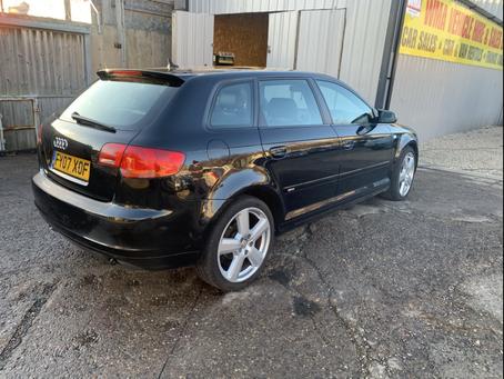 Audi A3 s line tdi diesel £80 per week