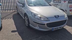 Peugeot 407 2.0 Hdi diesel £60 per week