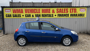 Renault Clio 1.2 16V I-Music 5dr £1995 RENT TO BUY AVAILABLE