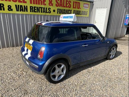 Mini hatchback 1.4 diesel £55 per week