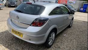 Vauxhall Astra 1.4i 16V SXi 3dr £1150