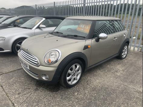 Mini Cooper 1.6 £60 per week