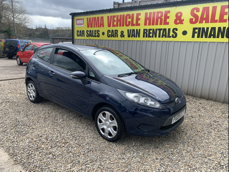 Ford Fiesta 1.2 petrol £55 per week