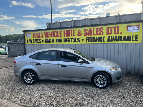 Ford Mondeo 2.0 tdci £65