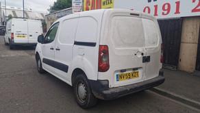 Peugeot partner Van £70 per week