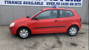 Volkswagen polo 1.2 s 2006 £1495 or Payment plans from £162 per month