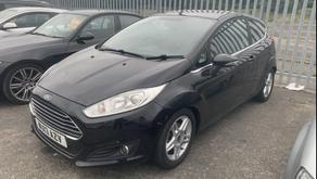 Ford Fiesta 1.5 tdci £70 per week