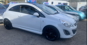 Vauxhall Corsa 1.2 Limited Edition £2995 or finance available