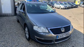 Volkswagen Passat Estate 2.0 SE TDI 5dr £1750