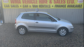 Volkswagen Polo 1.4 S Automatic LOW MILES £1750