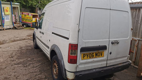 Ford connect van 2006 £1450