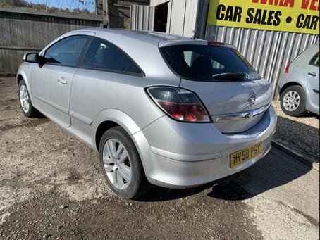 Vauxhall Astra 1.4 petrol £55 per week
