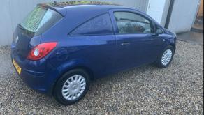 Vauxhall Corsa 1.3 cdti van £1995 NO VAT