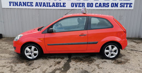 Ford Fiesta 1.2 style 2006 £1395 1 owner car from new