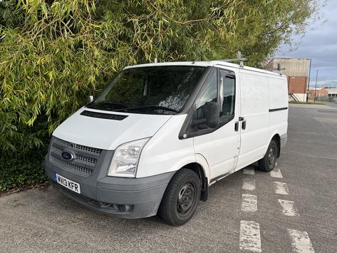Ford transit £100 per week