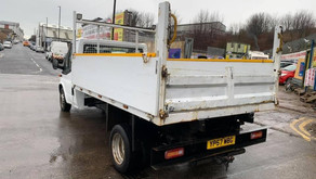 Ford transit Chassis Cab TDCi 115ps Tipper Lwb £5800