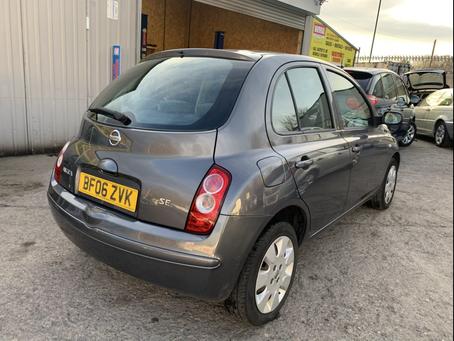 Nissan Micra 1.2 petrol