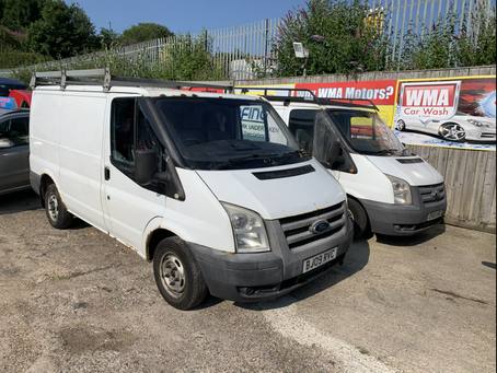 Ford transit Van Swb £85 per week