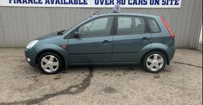 Ford Fiesta 1.4 petrol £1095
