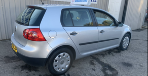 Volkswagen Golf 1.4 s 2008 £2495 or finance available