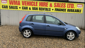 Ford Fiesta 1.25 Zetec 5dr [Climate] £1495