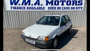 Ford Fiesta 1.4 Ghia 5dr 1991 £2250