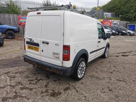 Ford connect Van £60 per week