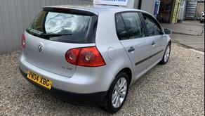 Volkswagen Golf 1.9 tdi £1095