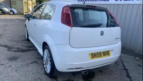Fiat punto 1.9 diesel £65 per week