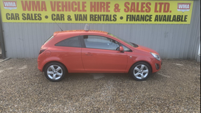 Vauxhall Corsa 1.2 SXi 3dr [AC] 2013 £2795